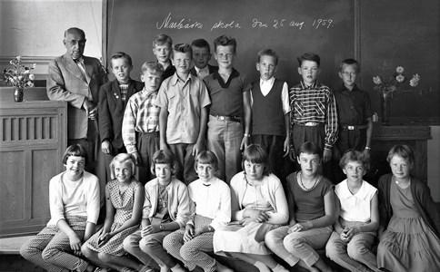Klassfoto 1959