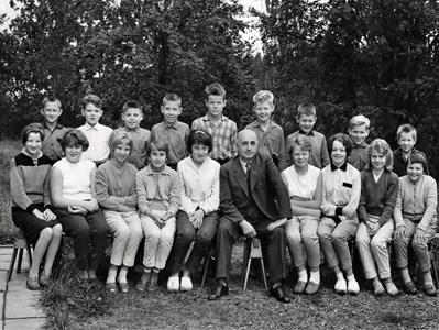 Klassfoto 1959-1960