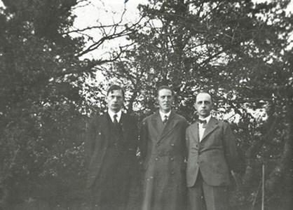 Lärare 1934