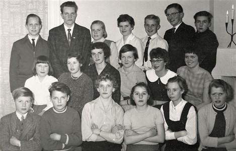Juniorföreningen 1960