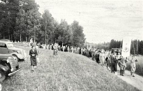 Söndagsskolemarsch 1953
