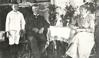Familjen Carlsson