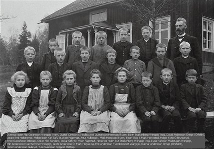 Siggarps skola 1906