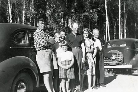 Familjeutflykt