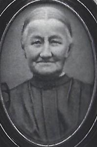 Östergärdet, stammodern Kristina NIlsdotter
