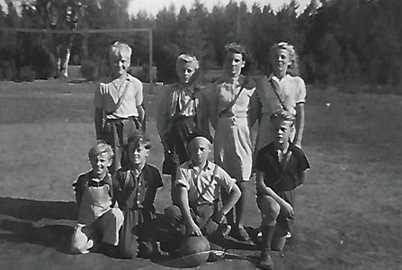 Mulseryds fotbollslag 1948