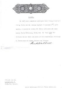 Östergärdet lagfart 1930