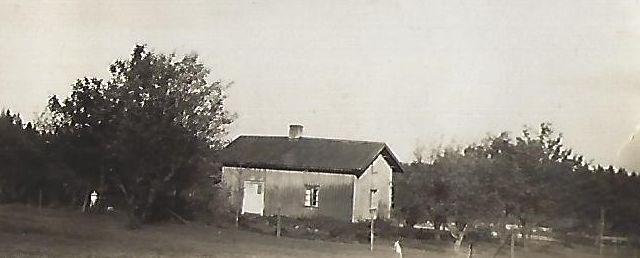 Högaberg, gamla huset