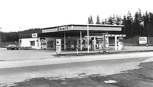 Jära Shell 1985