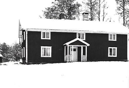 Jära Södergård, gästgivaregården 1985