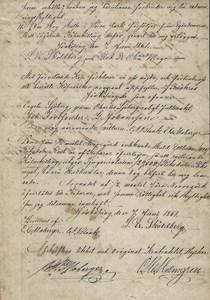 Köpekontrakt 1861 sid 3