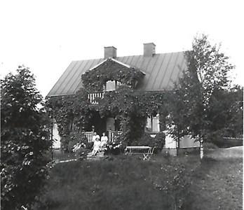 Erik Roséns hus i Mulseryd