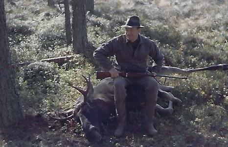 Ryd Åttingen, Gösta Johansson