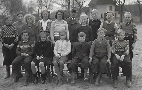 Mulseryds Skola 1946
