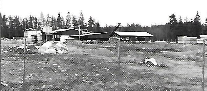 Jära sågindustri 1985