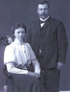 Mulseryd, Gottfrid Rosén och Hildur Maria