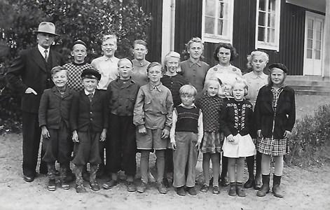 Mulseryds skola 1948