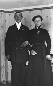 Josef och Hanna Johansson