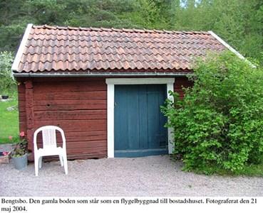 Bengtsbo. Bod.