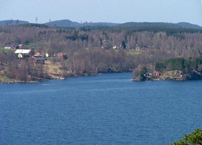 Norra Tullerum med Kungsön