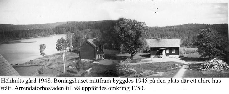 Hökhult. Gårdsbild 1948.jpg