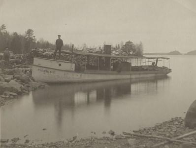Båten Flemminge.