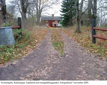 Svenningeby Karlstugan