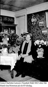 Anna Charlotta Larsson.