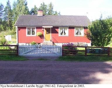 Larsbo nya bostadshus