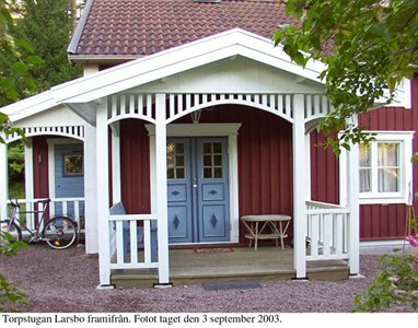 Larsbo äldre huset.