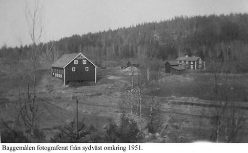 Baggemålen 1951