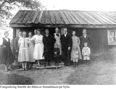 Nybo gamla backstuga