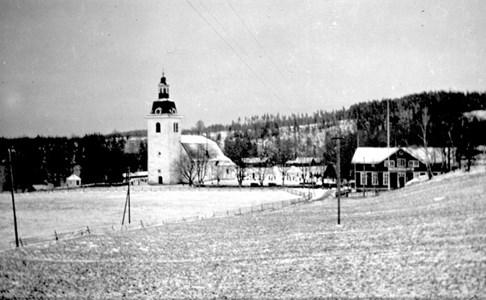 Norra Vi kyrka 1926