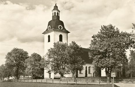 Norra Vi kyrka 1961