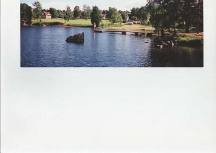 Norra Vi badplats.