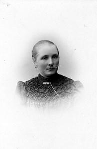 Anna Lindqvist-Rosén.