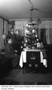 Julhelg i Sundsjö.