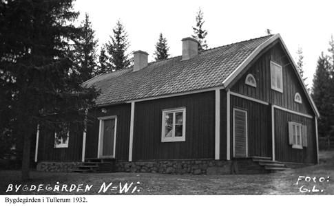 Bygdegården i Tullerum.