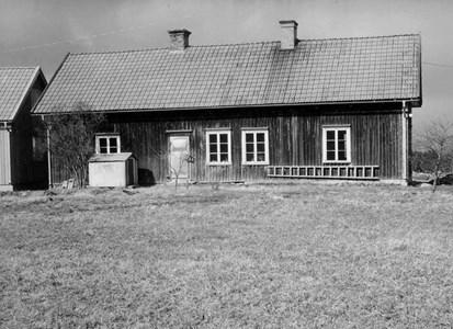 Stora Rödje. Gamla bostadshuset.
