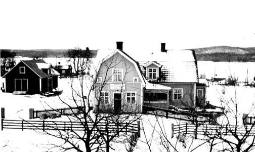Norra handelsboden i Tullerum.