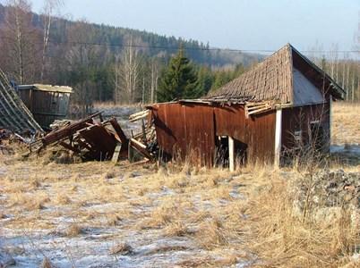 Lycke. Ladugård 2005.