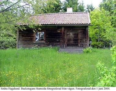 Smedstorp. Södra Hagalund.