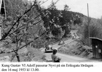 Kungakortege 1953
