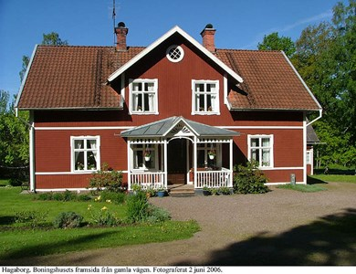 Hagaborg bostadshus.