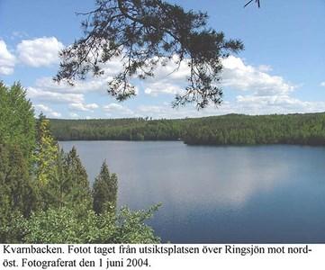 Kvarnbacken Ringsjön.