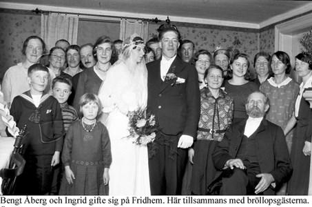 Bröllop i Fridhem