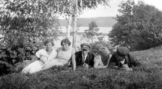 Einar Karlsson m fl.