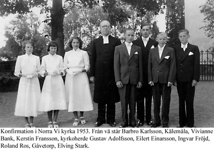 Konfirmation 1953.