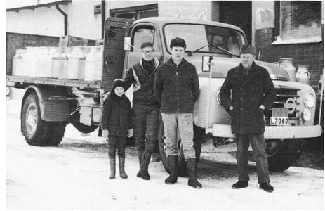 Tre generationer Nilsson