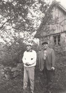 Ingvar Bengtsson och Ernst Svensson
